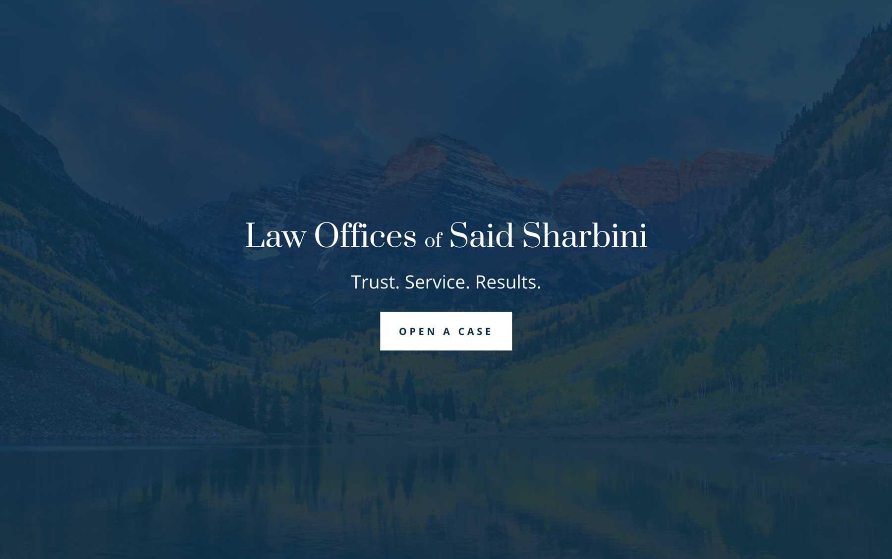 Sharbini Law